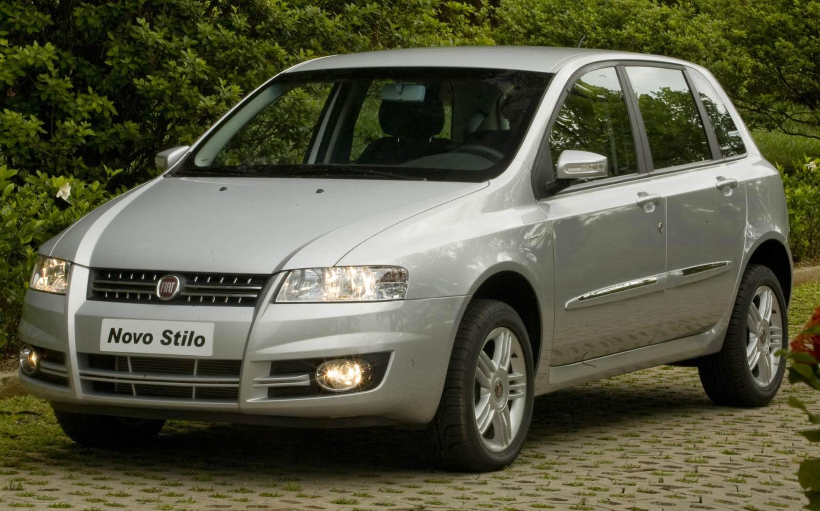 Fiat Stilo com motor GM
