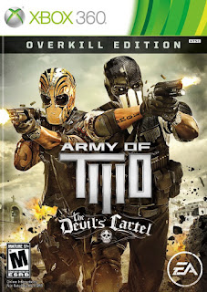 Army of Two: The Devil's Cartel (XBOX 360) 2013