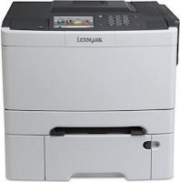 Lexmark CS510DE Driver Download