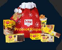 Logo Concorso gratuito ''Babbo Natale Schär'': vinci gratis 10 forniture