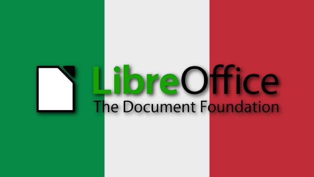 LibreOffice será adotado nas forças armadas italianas