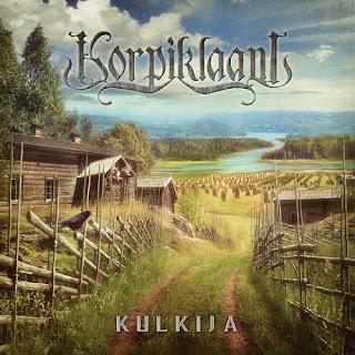 """Το video των Korpiklaani για το """"Kaljaa"""" από την tour edition του album """"Kulkija"""""""