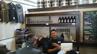 Elk Grove's Second Brewery, Tilted Mash, Opens to Rave Reviews; Birth of a Local Business Cluster?