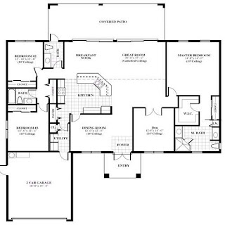 Simple Floor Plans for Houses