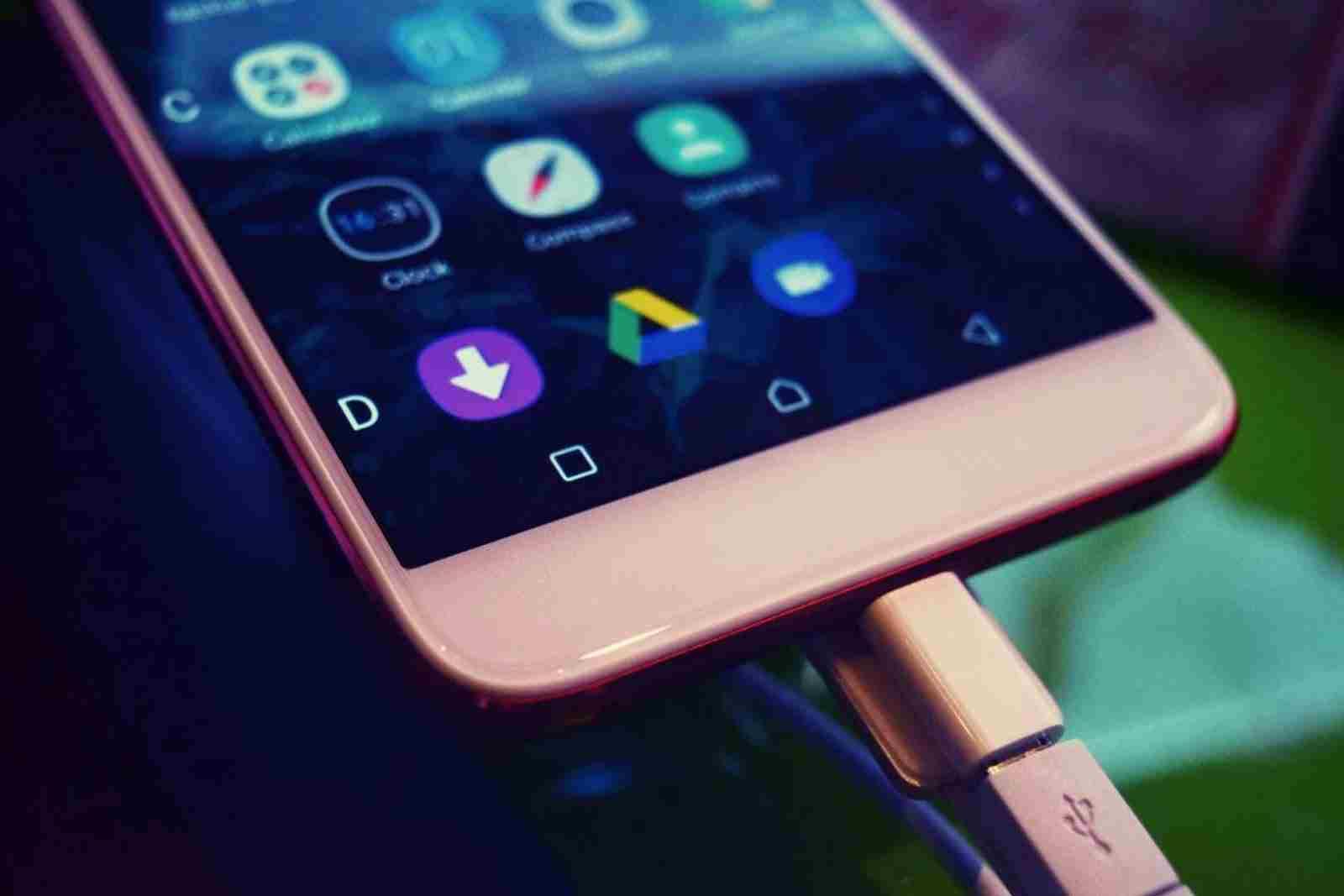 Infinix Zero 5 phone with XCharge