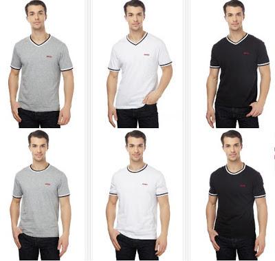 Camisetas clásicas para hombres