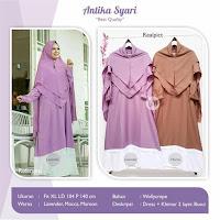 Dress Antika Syari