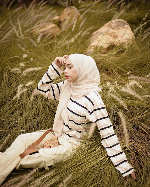 Inspirasi Gaya Hijab di Instagram