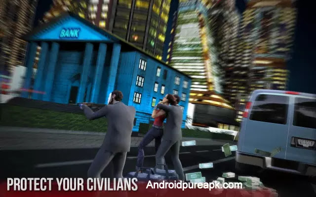 Crime Case : Bank Robbery Apk Download Mod