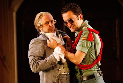 Rossini: Il barbiere di Siviglia - Riccardo Novaro, John Irvin - The Grange Festival (Photo Simon Annand)