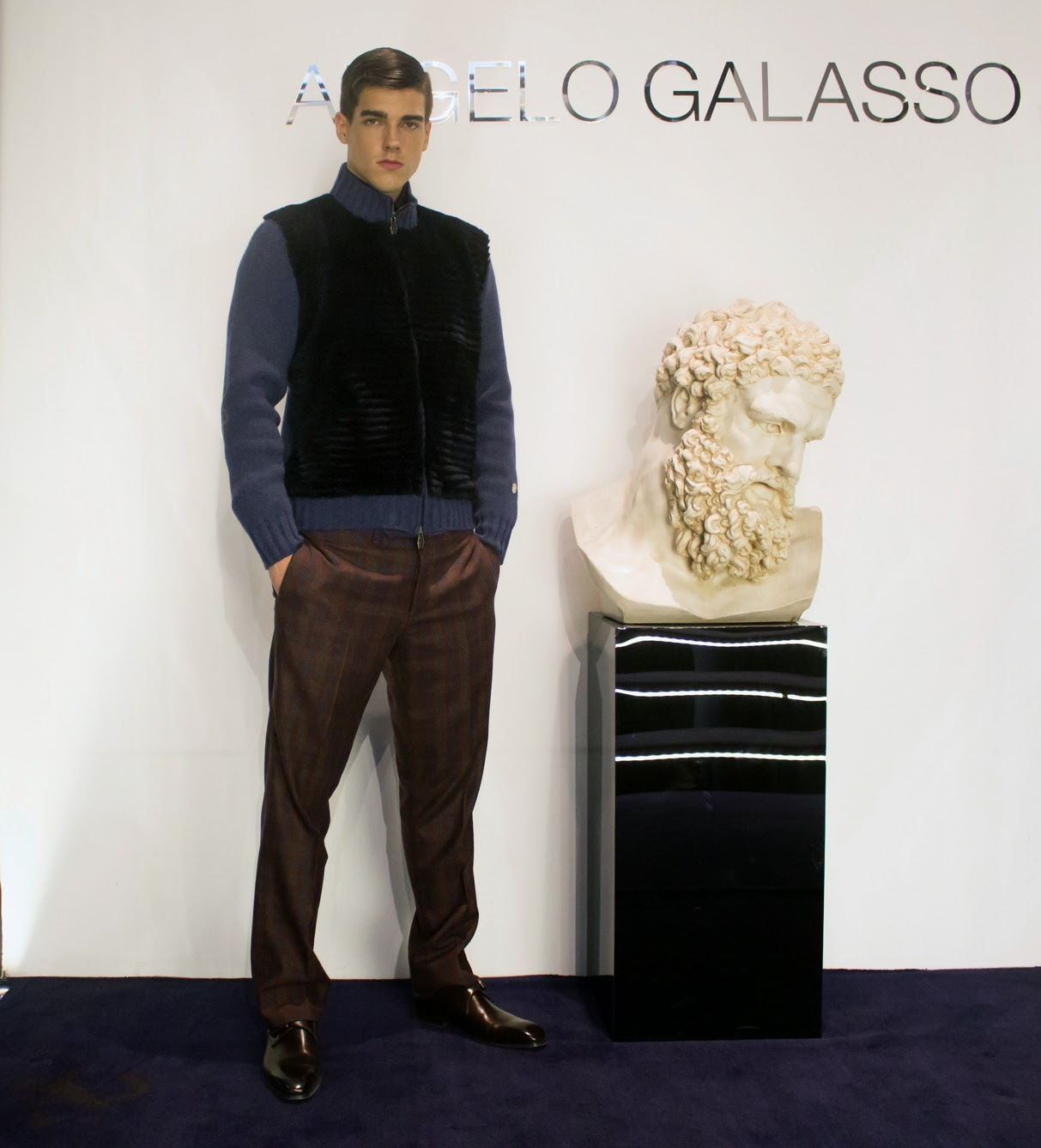 8f3879963c Who's Daf : Angelo Galasso autunno inverno 2015 2016