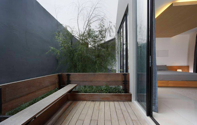Desain Outdoor Yang Sederhana