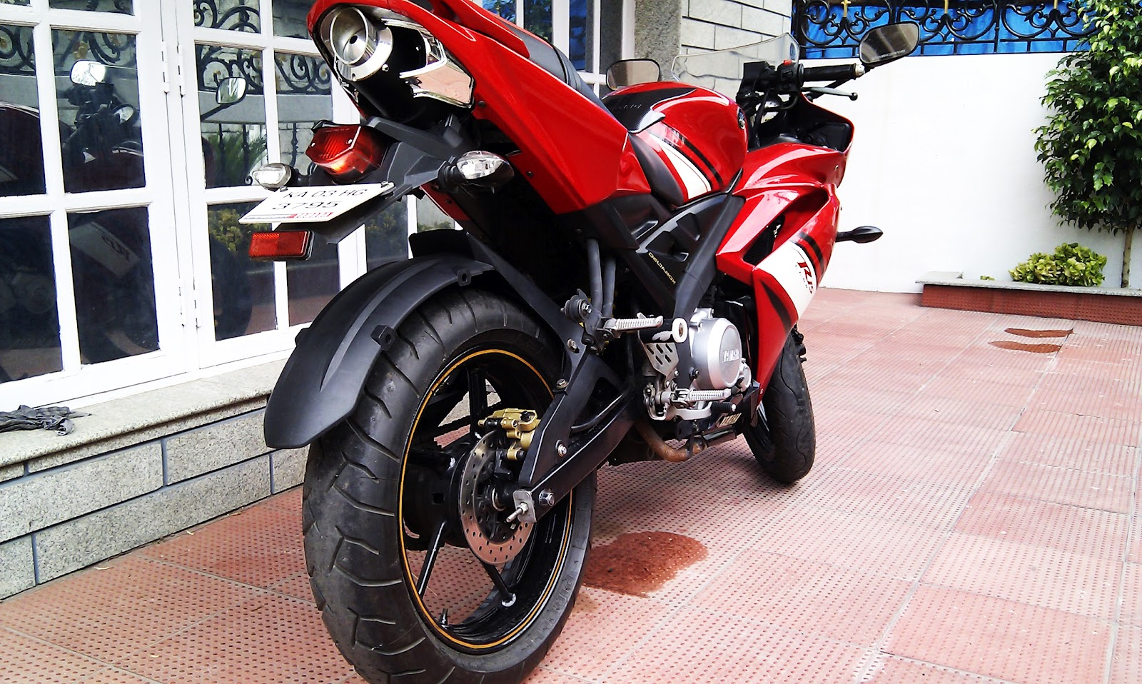 R15 modified RED | Yamaha R15 v2 Wallpapers| india | Price