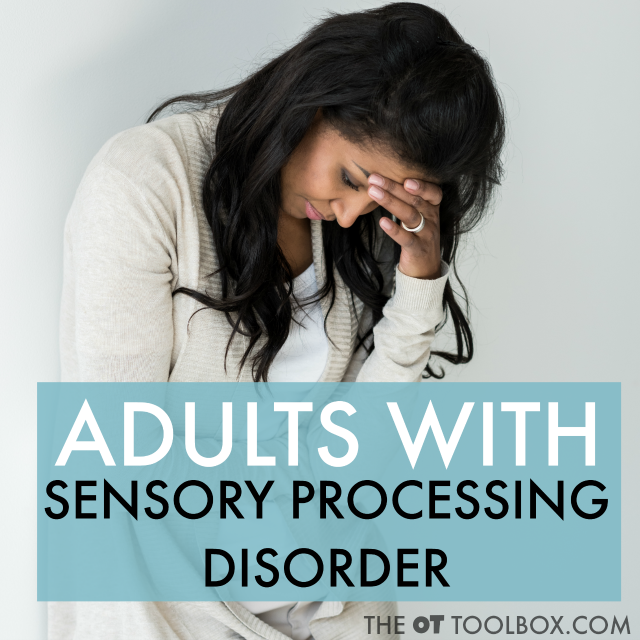 Adults with sensory processing disorder can use these SPD resources to find answers about sensory concerns.
