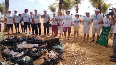 Museu  Simbólico de Lixo de Praia