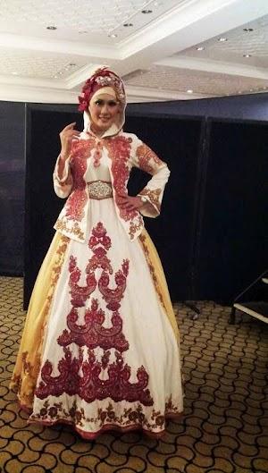 Gaun Kebaya Batik Muslim Terkini Yang Menjadi Idola