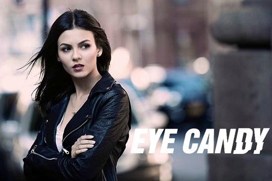 Eye Candy, Uma Garota Chamada Sam, Louca por Série