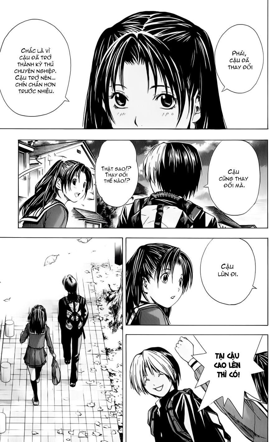 Hikaru No Go hikaru no go chap 144 trang 18