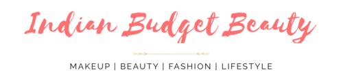 Indian Budget Beauty Blog | Indian Makeup & Beauty Blog