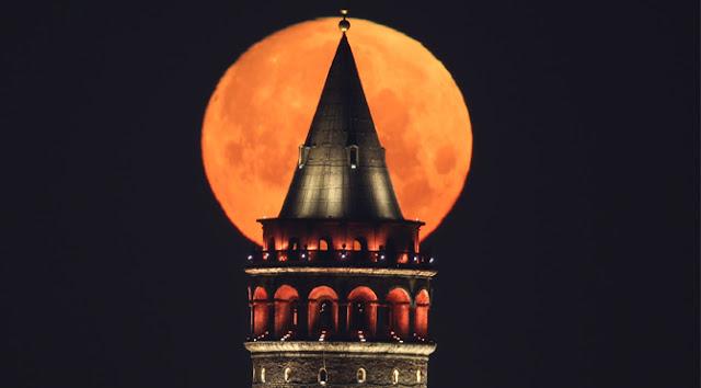 evlilik teklifi mekanları Galata Kulesi