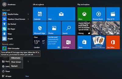 Cara Mengaktifkan Hibernate Pada Windows 10 5