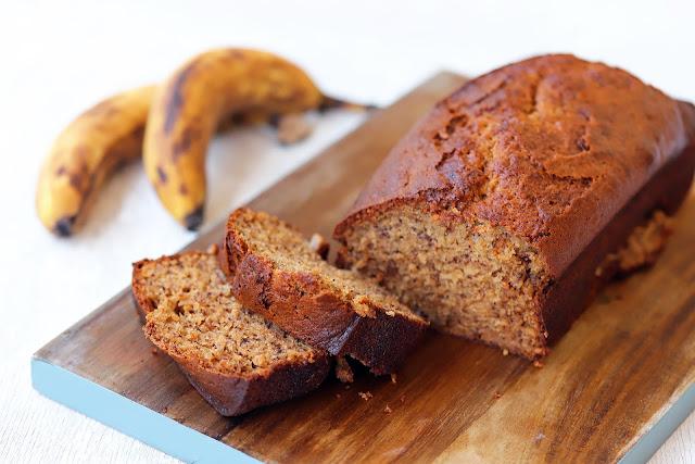 Συνταγή για Αφράτο Κέικ Μπανάνα