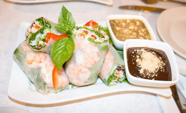 Bistro Southeast - Shrimp Summer Roll