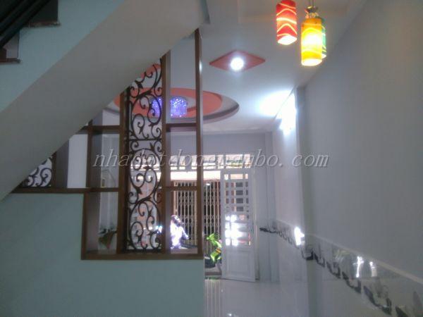 Bán nhà đường Phạm Thế Hiển, phường 6, Quận 8, giá 1,5 tỷ