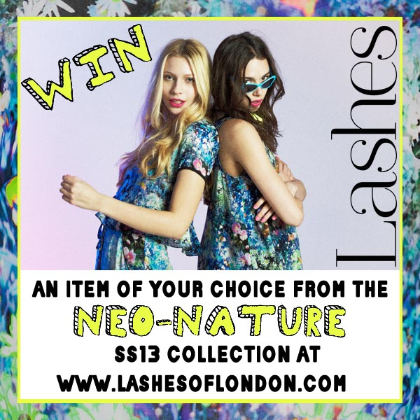 Lashes of London Competition | 2013 | Love, Maisie