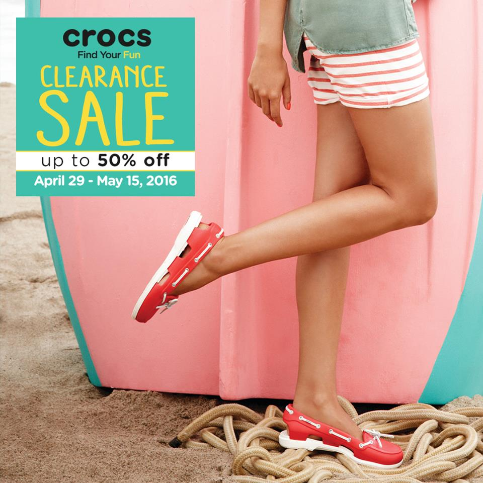 8edc0450e84f8 Manila shopper crocs summer clearance sale may jpg 960x960 Crocs clearance