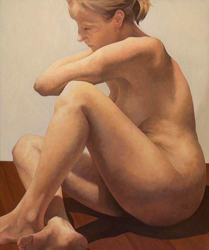 Современные американские художники. Daryl Zang 11
