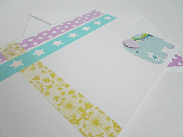 DIY Greeting Cards from Courtney's Little Things