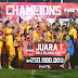Arema Cronus Juara Bali Island Cup 2016