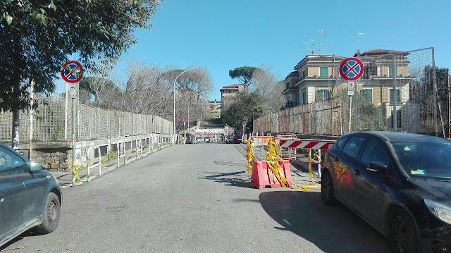 Ponte Giulio Rocco - Garbatella