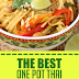 The Best One Pot Thai Peanut Pasta