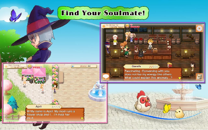 Download Harvest Moon: Seeds Of Memories APK + Data Android