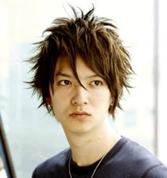 Model rambut pendek gaya Jepang