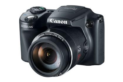 Canon PowerShot SX510 HS Driver Download Windows, Mac