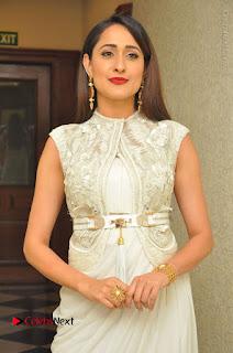Actress Pragya Jaiswal Stills in Beautiful White Dress at turodu Audio Launch  0002.JPG