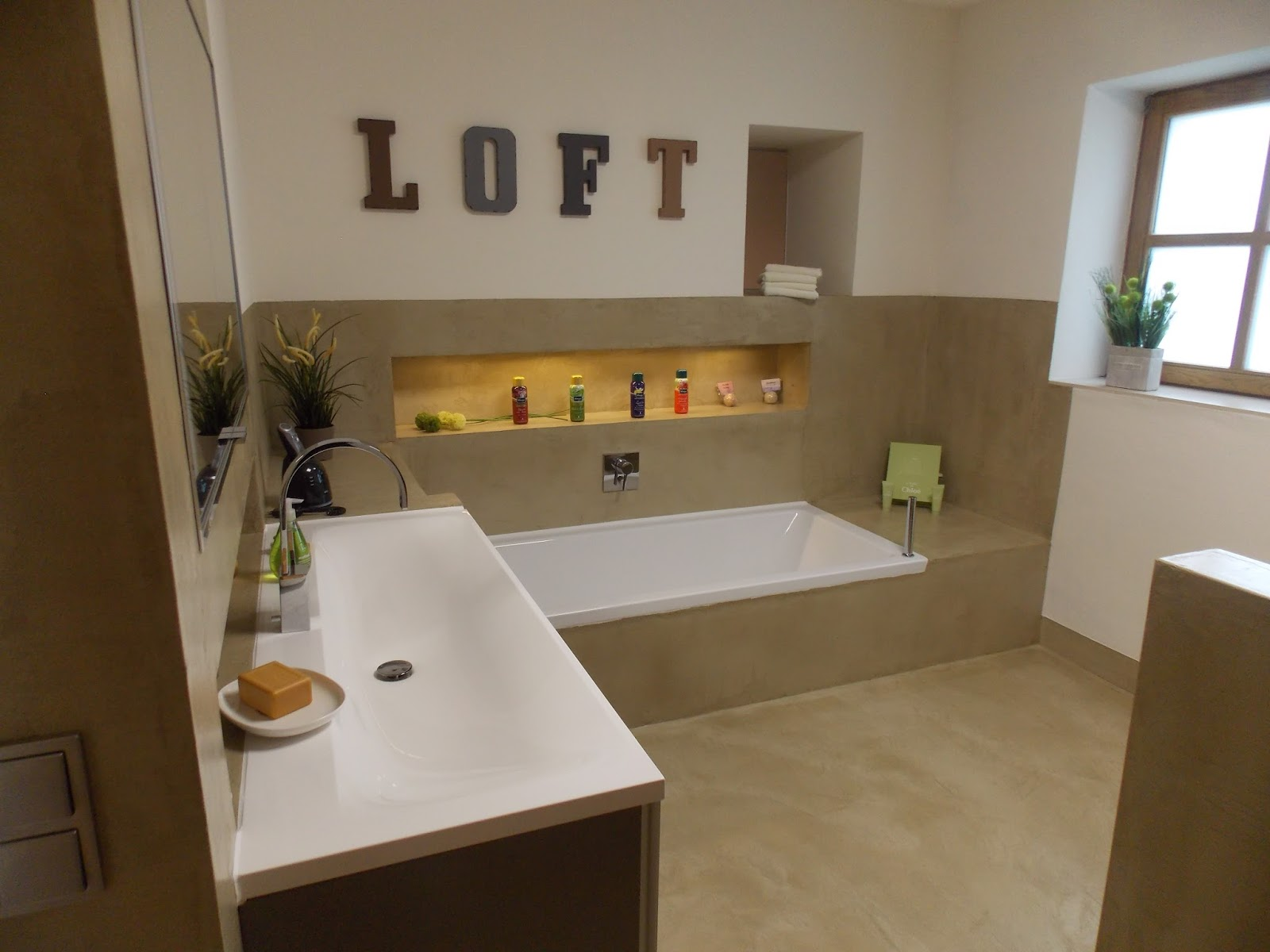 Lifeboxx Gmbh Beton Cire Microtopping Hat Kein Problem Mit Hoher