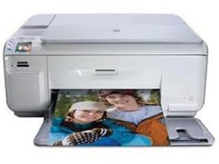 Image HP Photosmart C4205 Printer