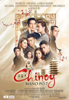 It shows the lives and relationship issues among the modern generation of Chinoys and how it isn't as perfect as it seems.