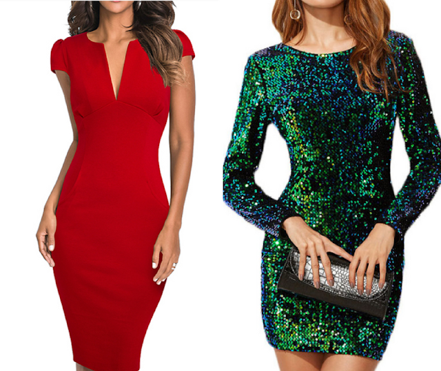 FashionMia Bodycon Dresses