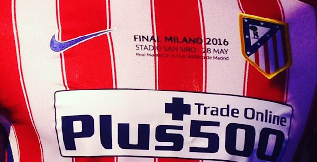 87260a514 Atlético Madrid 2016 Champions League Final Shirt Revealed - Footy ...