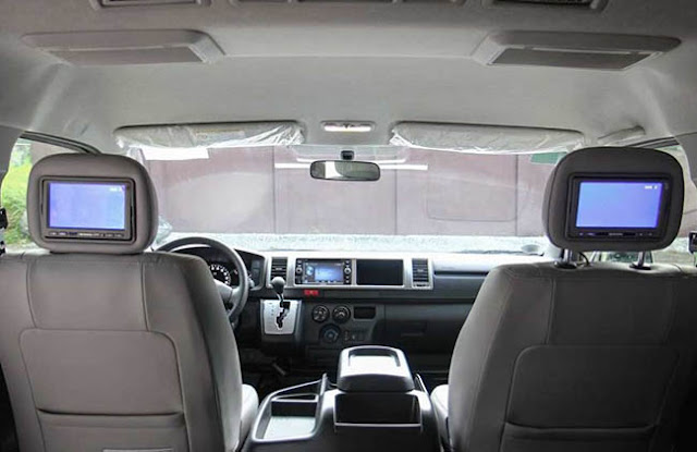 2016 Toyota Hiace Review Interior