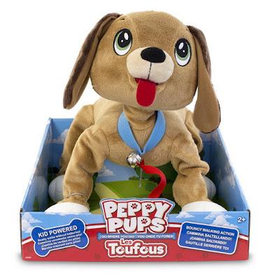 JUGUETES - Peppy Pup - Perro peluche | que camina sin pilas Giochi Preziosi 2016 | A partir de años Comprar en Amazon EspañaJUGUETES - Peppy Pup - Perro peluche | que camina sin pilas Giochi Preziosi 2016 | A partir de años Comprar en Amazon España