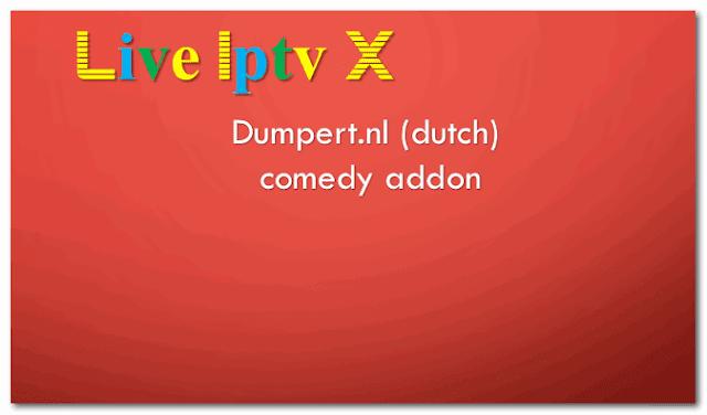 Dumpert.nl (dutch) comedy addon
