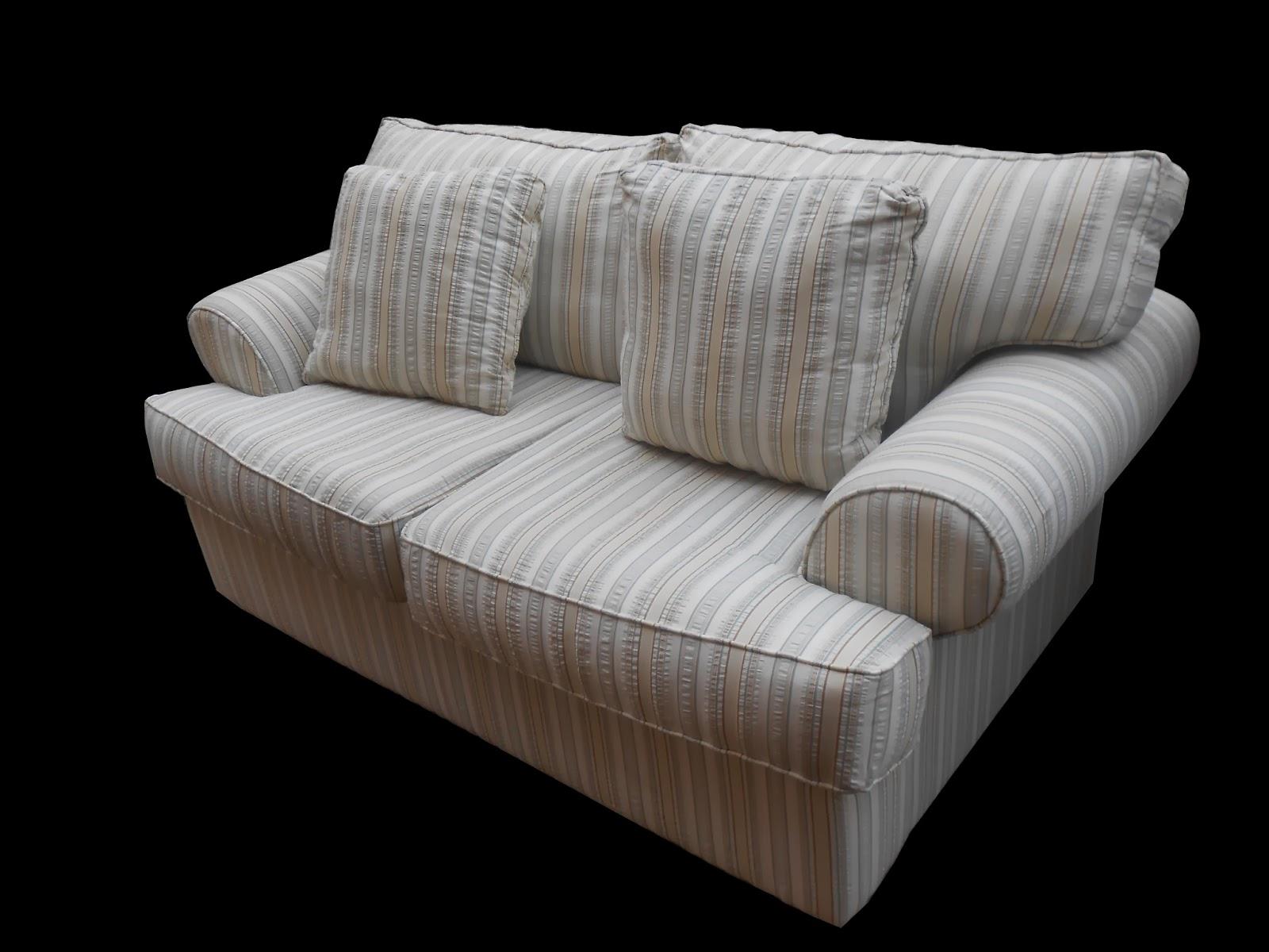 Uhuru Furniture Amp Collectibles Pastel Earthtone Striped