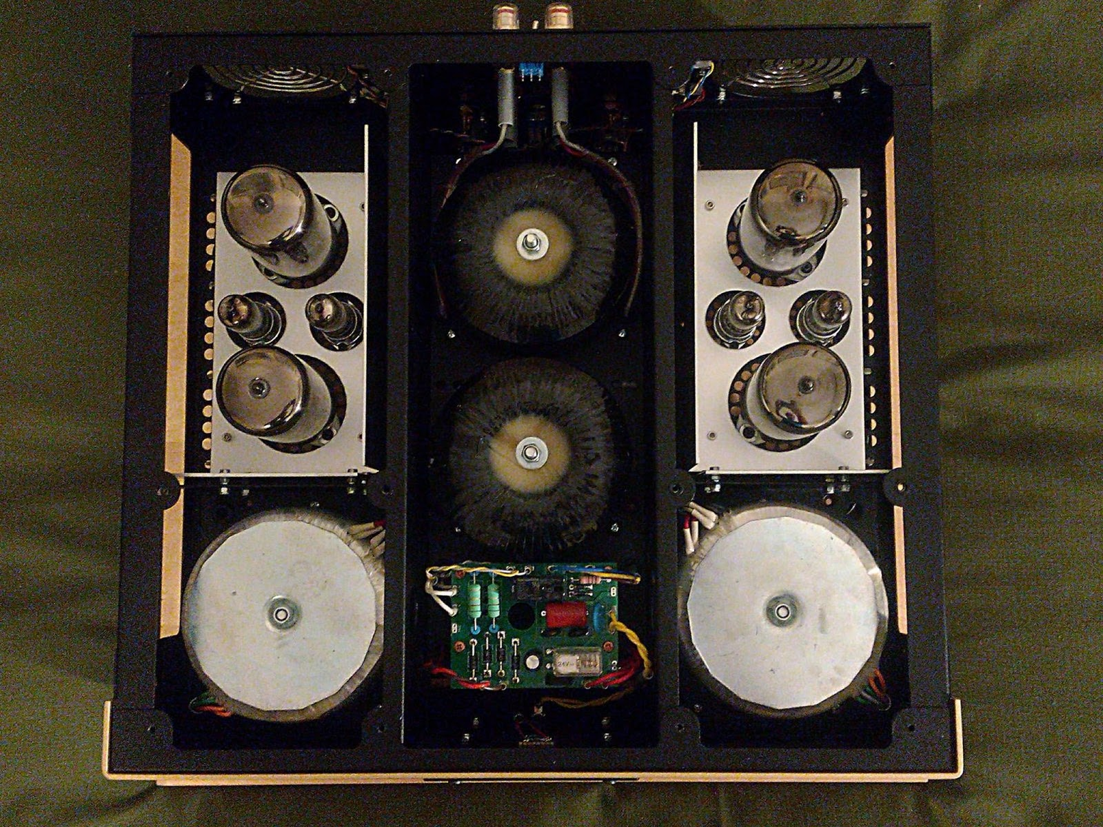 Wizard High-End Audio Blog: Electron Audio Kinesis
