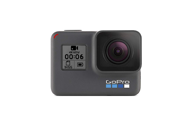 GoPro Hero 6 Camera (Black)